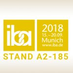 pastry bakery equipment - DOMINO italy at IBA2018